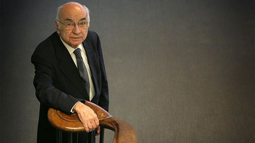 Francisco Brines gana el Premio Reina Sofía