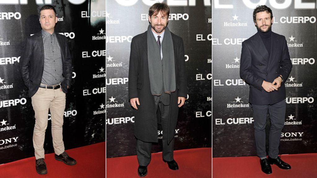 El cine español estuvo bien representado por Secun de la Rosa, Antonio de la Torre y Diego Martín