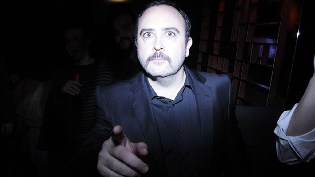 Nos vamos de fiesta con Nacho Vigalondo en el estreno de Extraterrstre