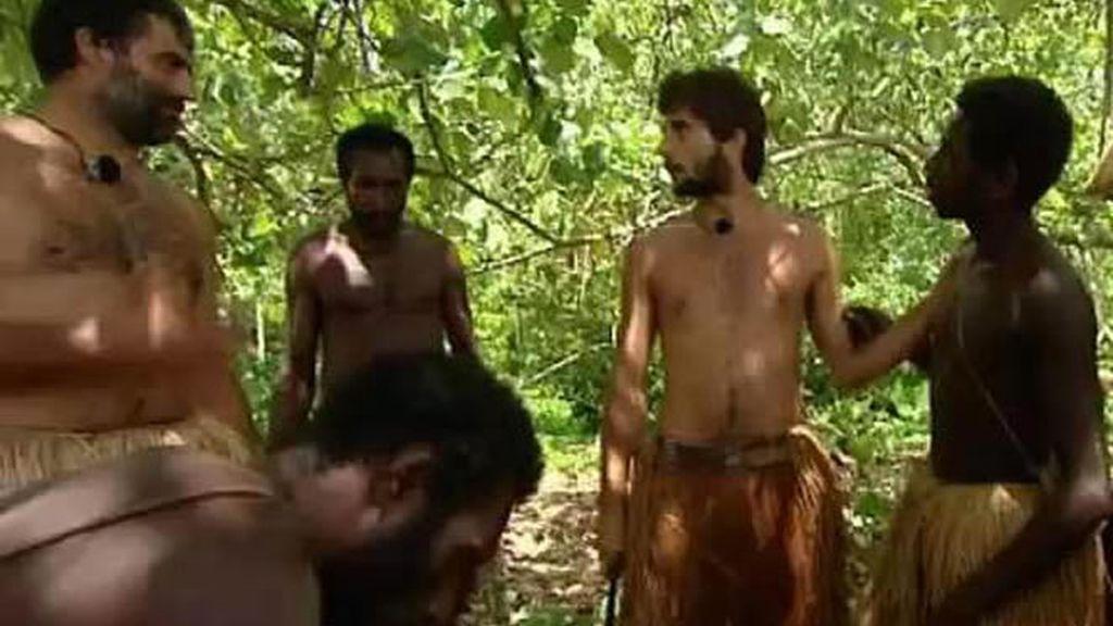 Los kamoro y Segura Romero centrados en los preparativos del karapao de Rafa