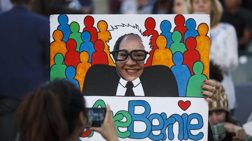 Campaña de Bernie Sanders en California