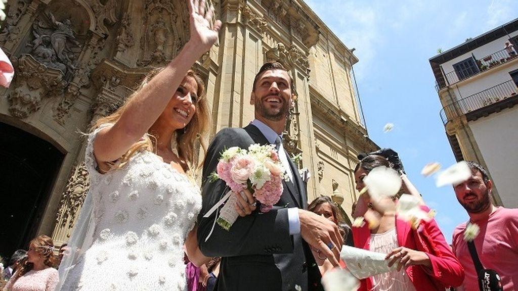 El 'príncipe' del fútbol español se ha casado