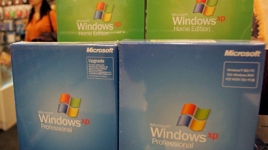 Más del 20% de los ordenadores españoles tiene Windows XP, que dejará de actualizarse