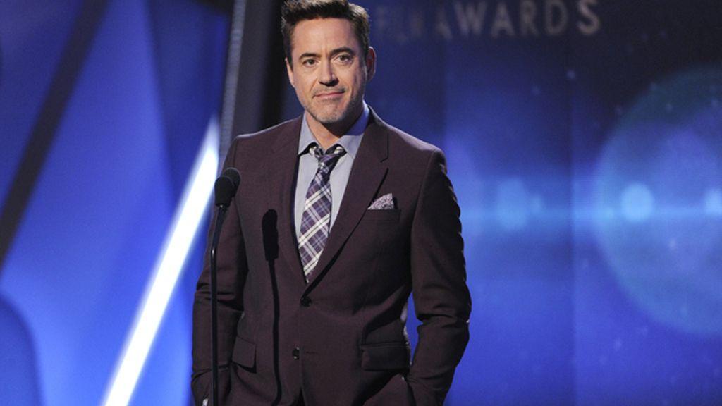 Robert Downey Jr., muy recuperado