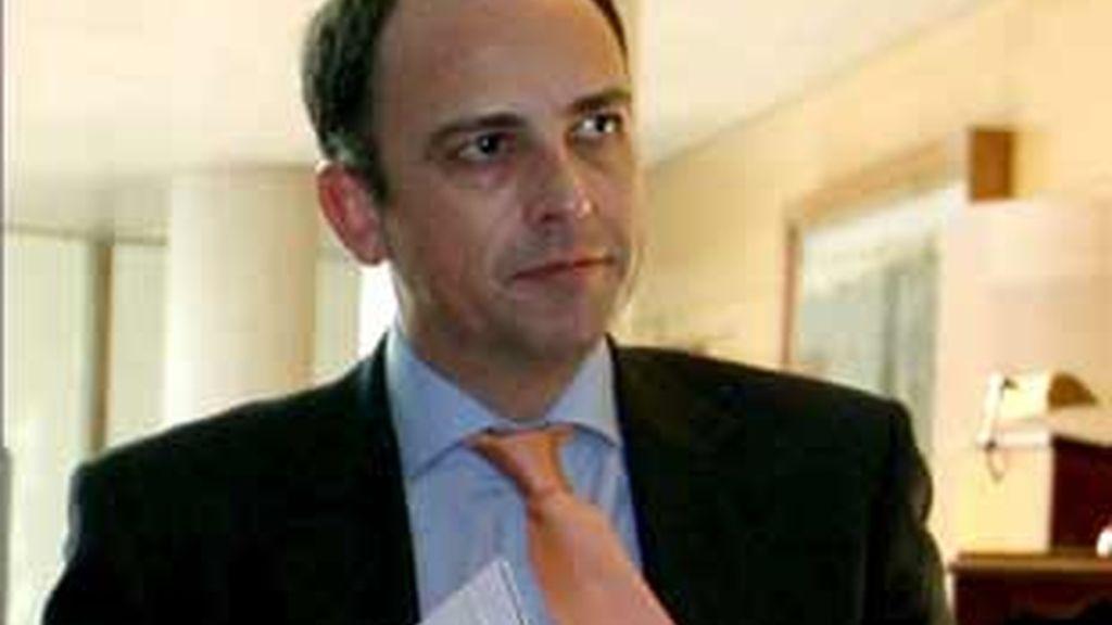 Benjamín Martín, hasta ahora presidente de la comisión de investigación parlamentaria del caso Gürtel