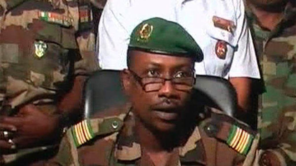 Golpistas de Niger