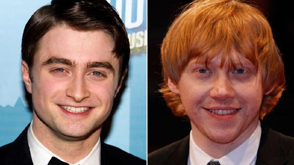 ¿Daniel Radcliffe o Rupert Grint?