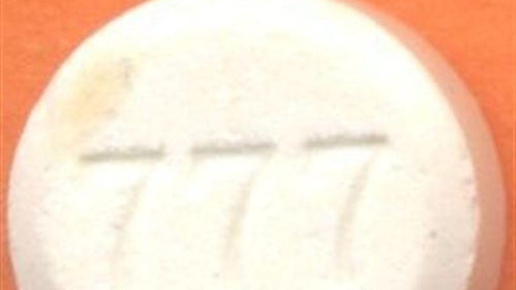 Detectan pastillas de éxtasis con el logotipo '777' que provocan graves alucinaciones