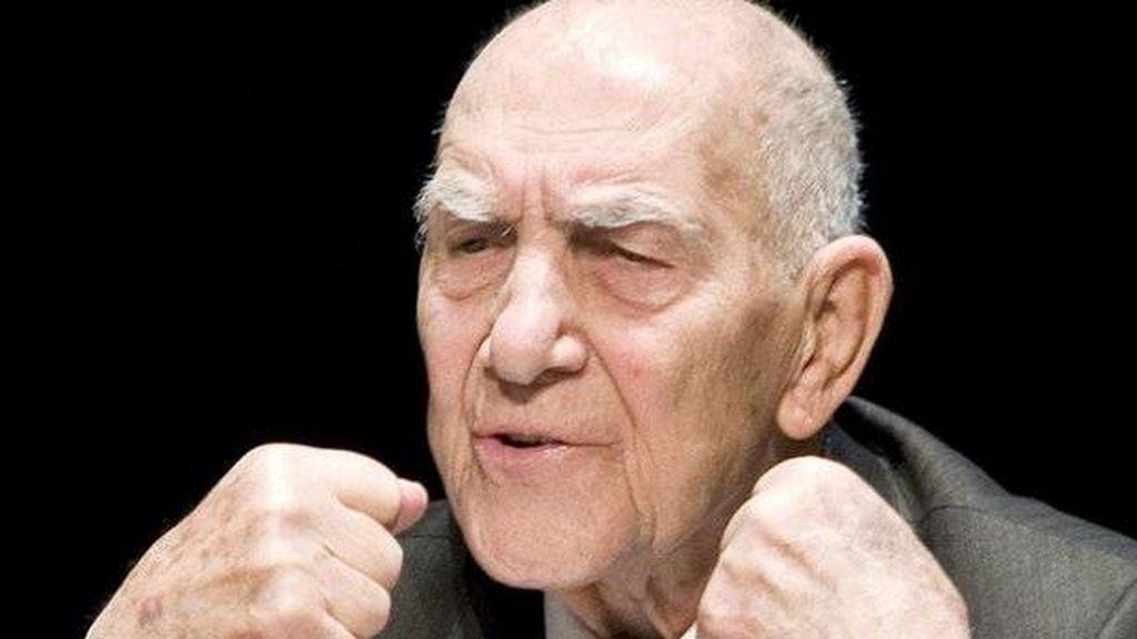 Muere Stéphane Hessel, autor de Indignaos, a los 95 años