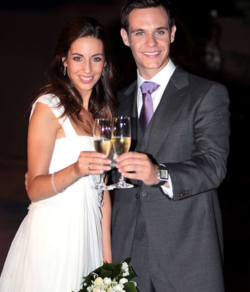 Los detalles de la boda de Christian y Almudena