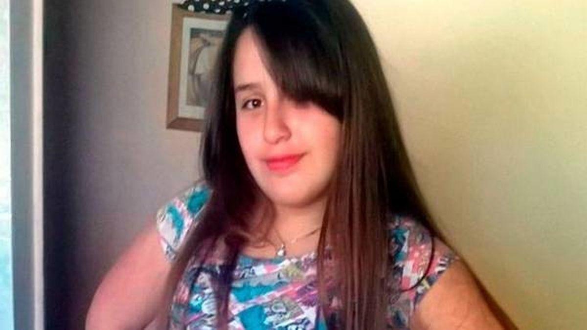 Michaela Ortega, niña asesinada