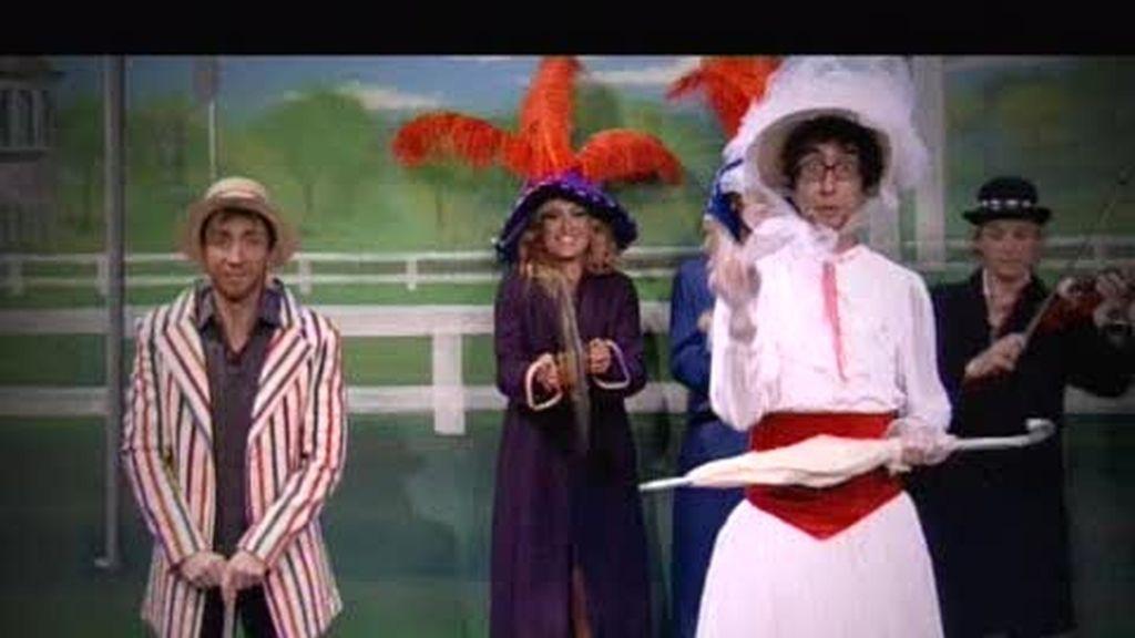 Mary Poppins a lo Marron