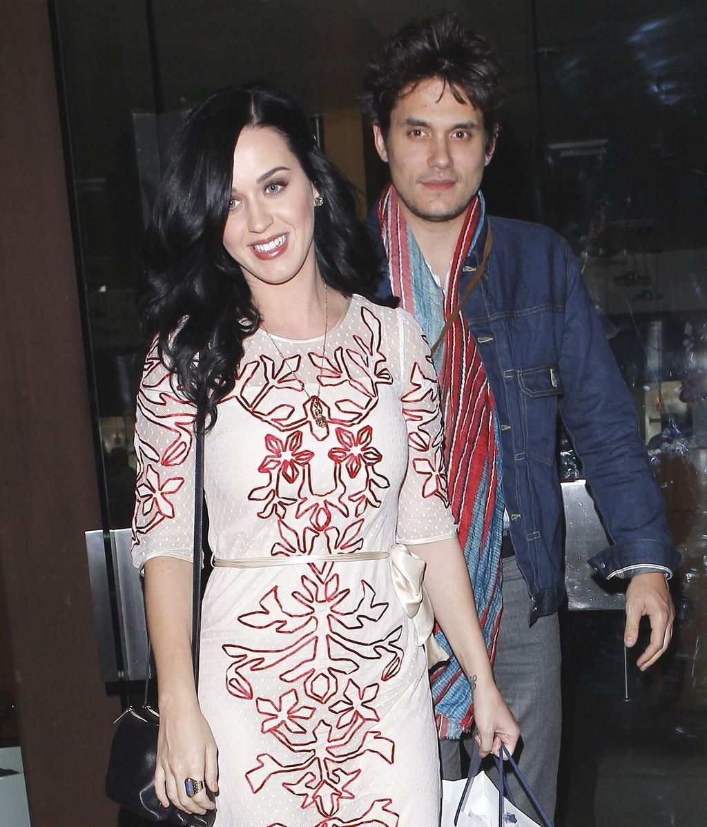 Katy Perry y John Mayer rompen después de ocho meses