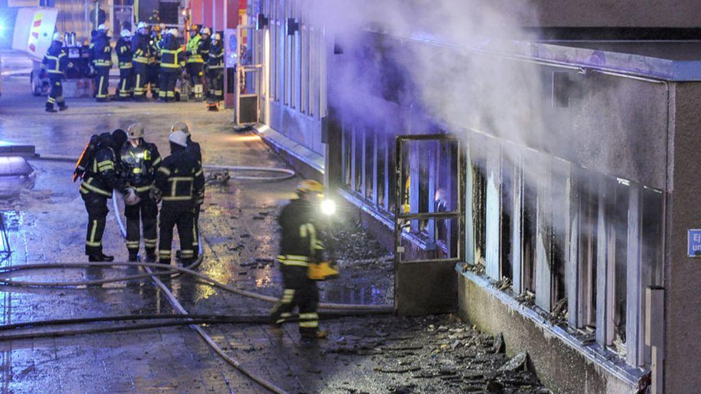 Dos mezquitas incendiadas en Suecia en la última semana