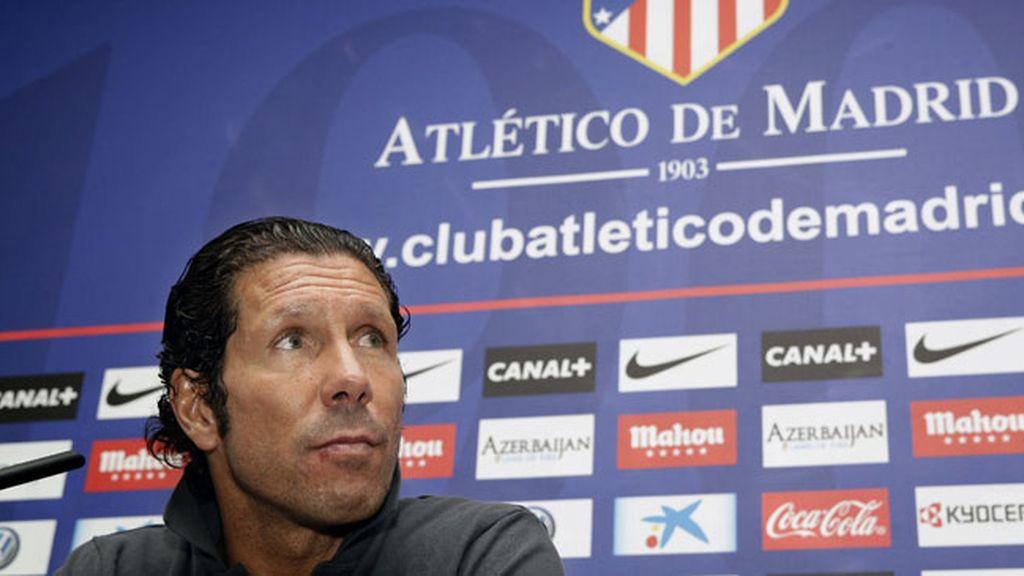 """Diego Pablo Simeone """"Cholo"""", entrenador Atlético de Madrid"""