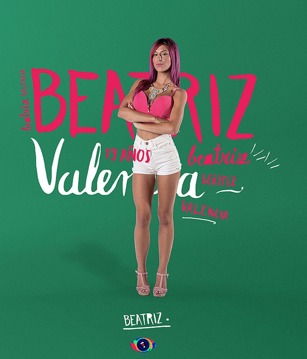 Beatriz, 19 años (Valencia)