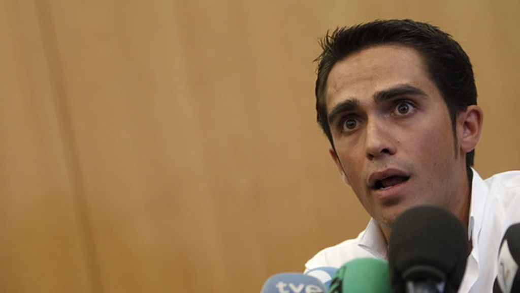 Contador, a unos meses de conocer si habrá sanción