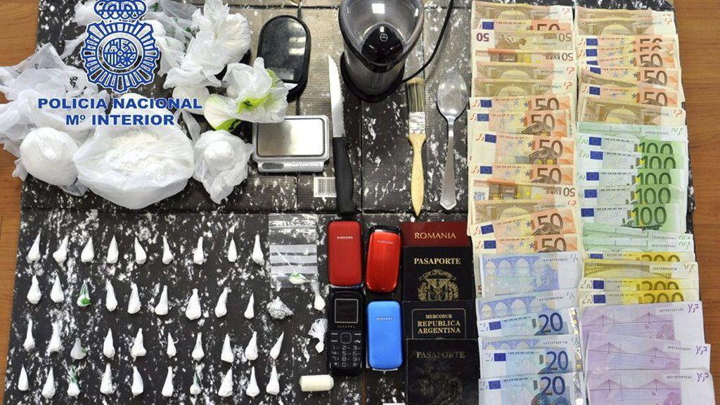 Cae una banda que engañaba a mujeres para introducir cocacína desde Bolivia