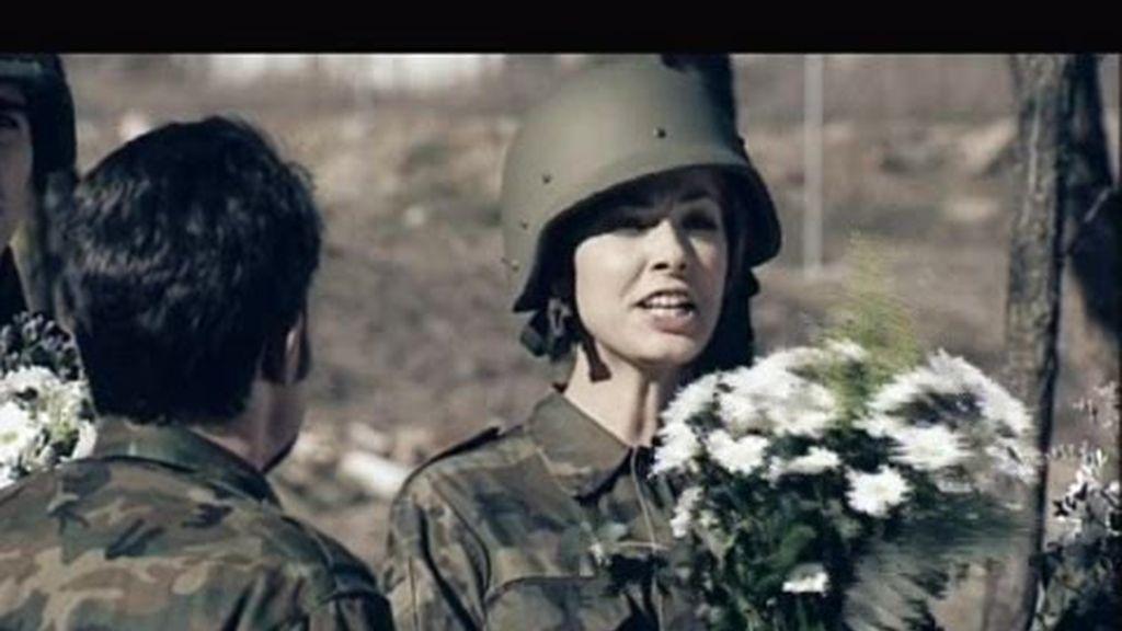 El Ejército español en 'La delgada Caja Roja'