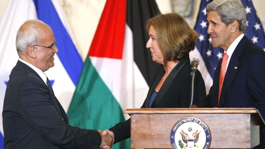 Israel y Palestina avanzan en el diálogo por un entendimiento