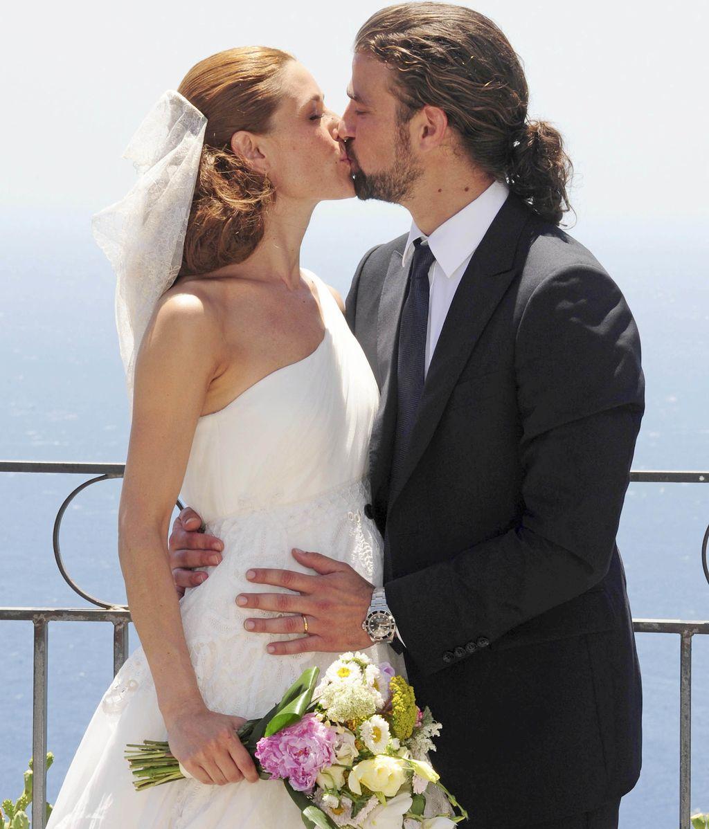 Matrimonial: Raquel Sánchez Silva y Mario Biondo