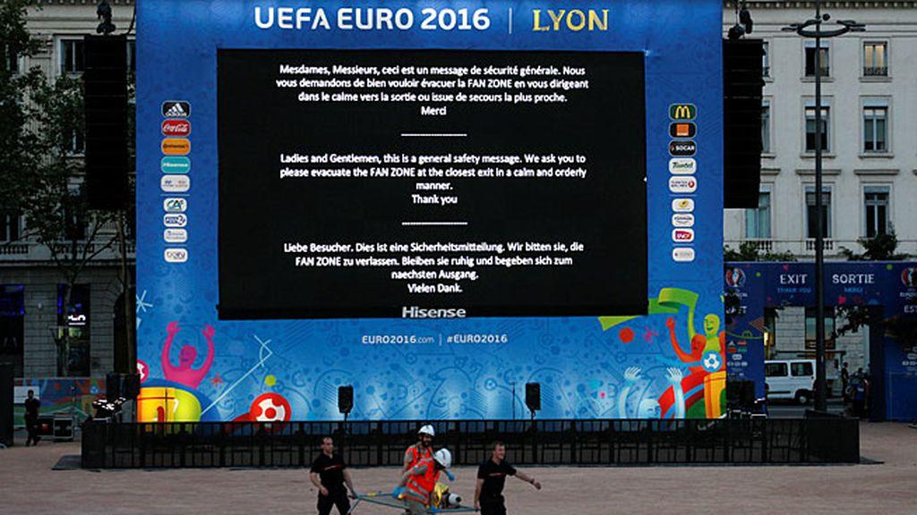 Simulacro Eurocopa