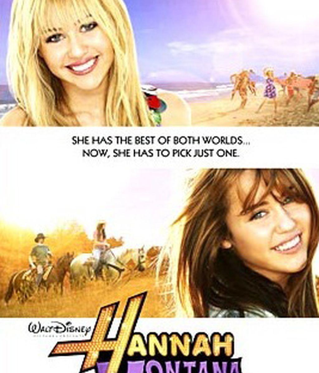 Miley Cyrus despierta pasiones en el prestreno en Madrid de 'Hannah Montana. La película'. Vídeo: Informativos Telecinco.