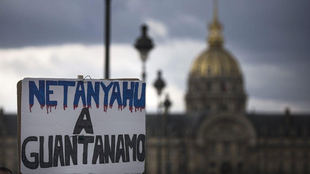 Manifestaciones en Francia