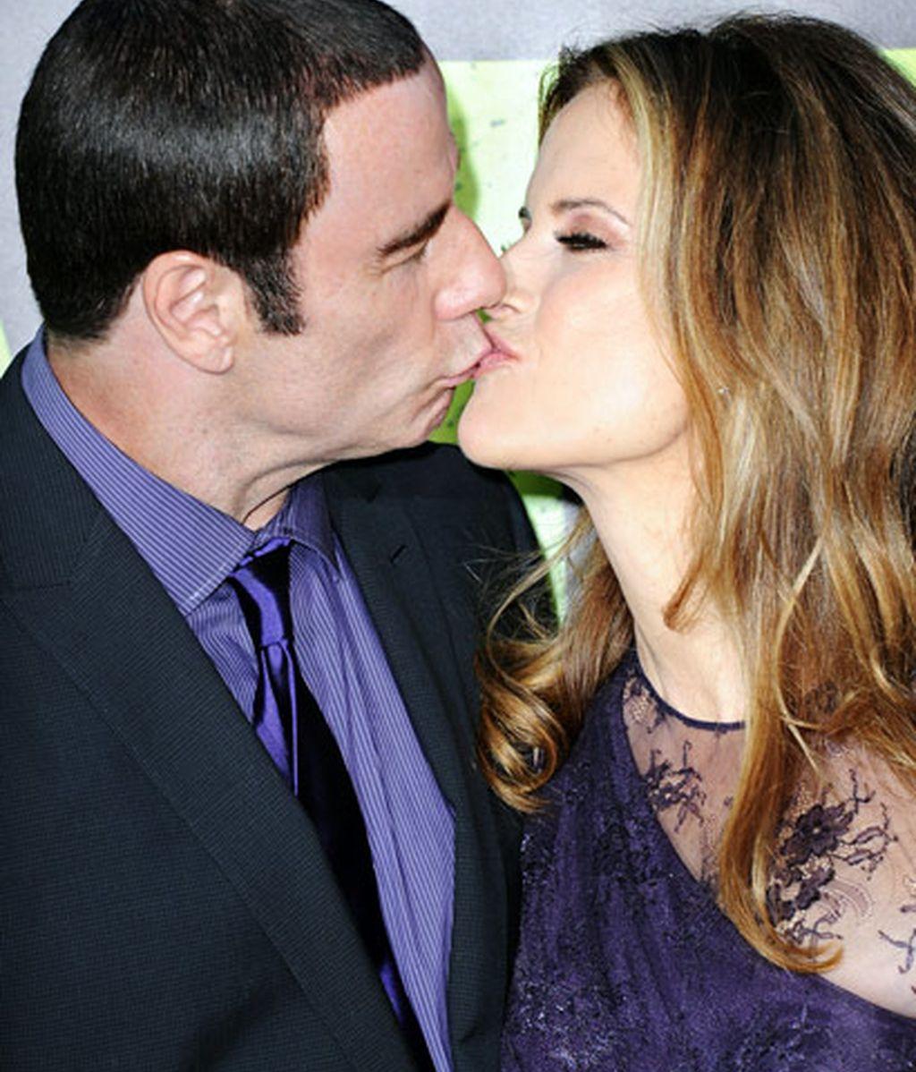 Pico: John Travolta y Kelly Preston