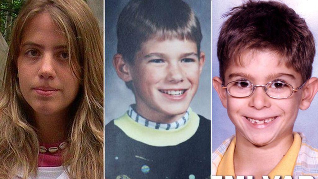 Los menores desaparecidos, Marta del Castillo,Jacob Wetterling,Yéremi Vargas