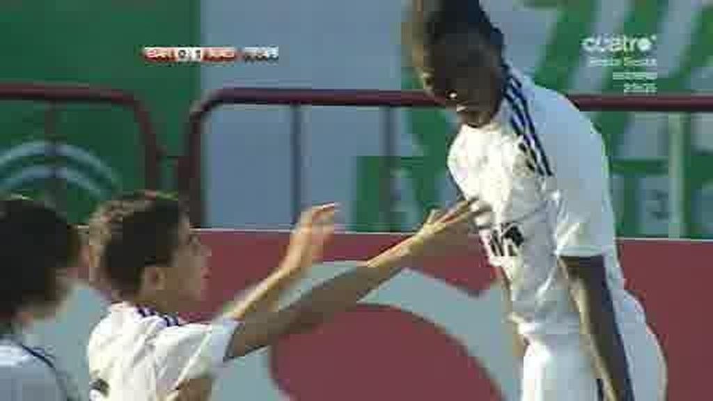 Fútbol 7: Antonio adelnata al Real Madrid en la final