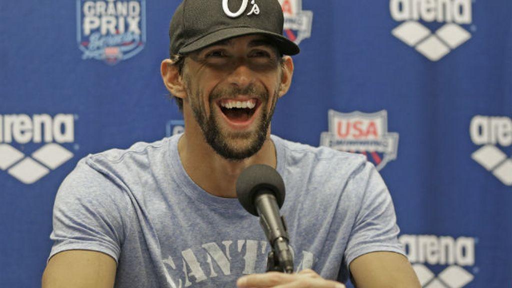 Michael Phelps, un campeón olímpico con complejos