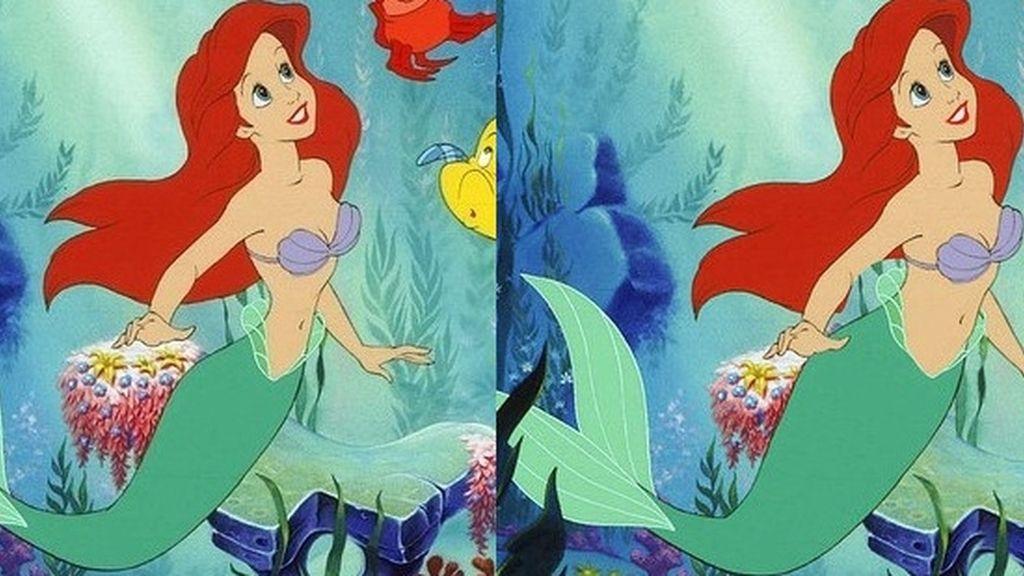 Ariel (La sirenita)