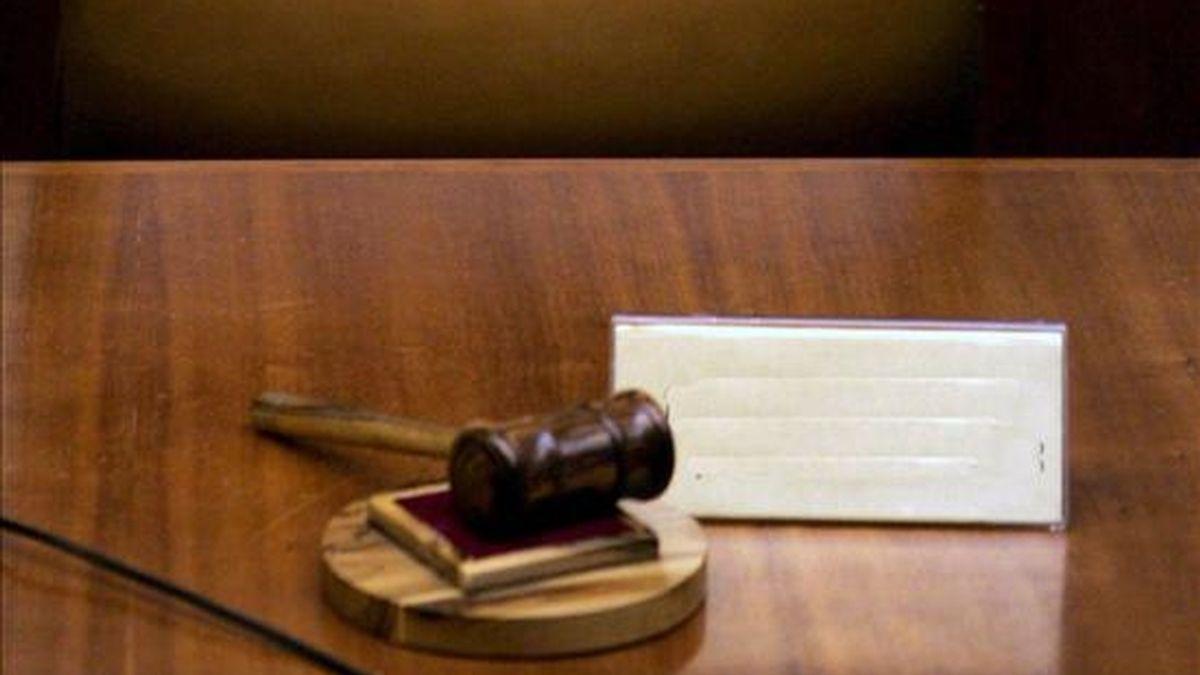 La legislación uruguaya, en el Código de la Niñez y la Adolescencia, otorga a los jueces que actúan en casos de menores 60 días para dictar sentencia mientras dura el ingreso provisional de los adolescentes. EFE/Archivo