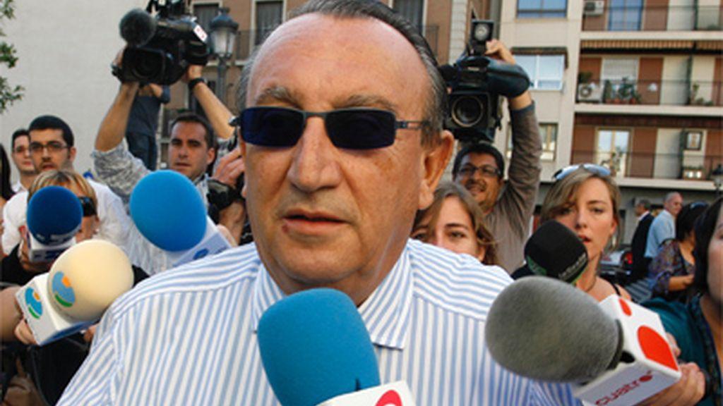 Anticorrupción pide 15 años de cárcel para Fabra