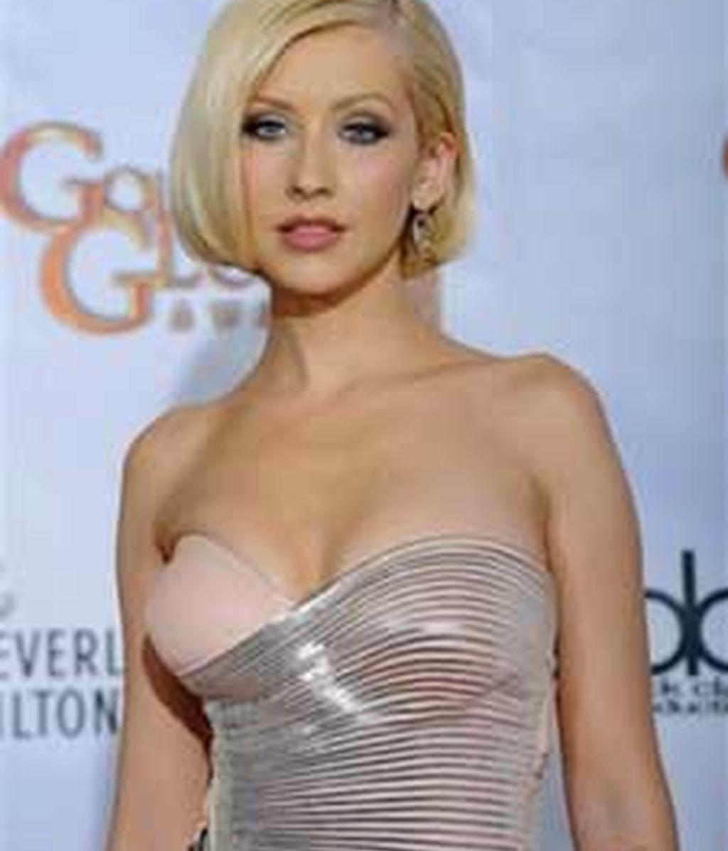 Christina Aguilera no renuncia a su sexualidad por ser madre. FOTO: AP