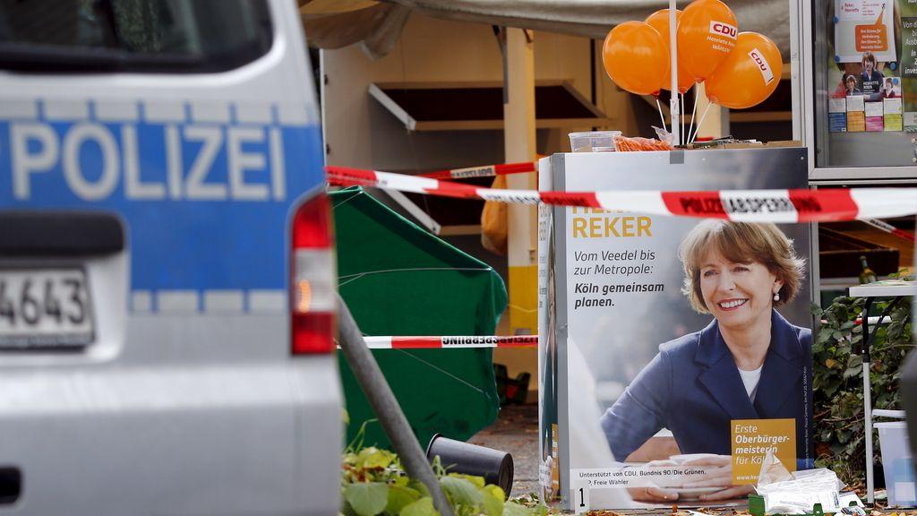 Henriette Reker ha sido apuñalada