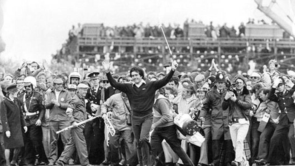 1979. Su primer British Open