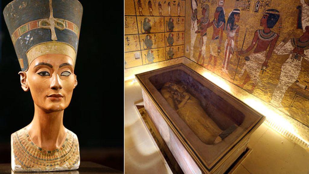 ¿Encontrada la tumba de Nefertiti?