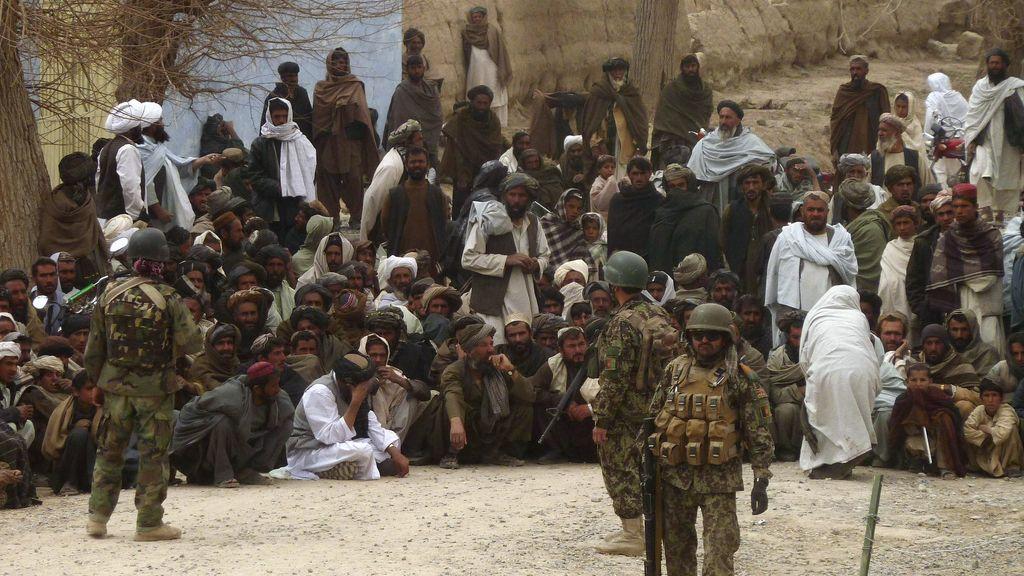 17 muertos en afganistan