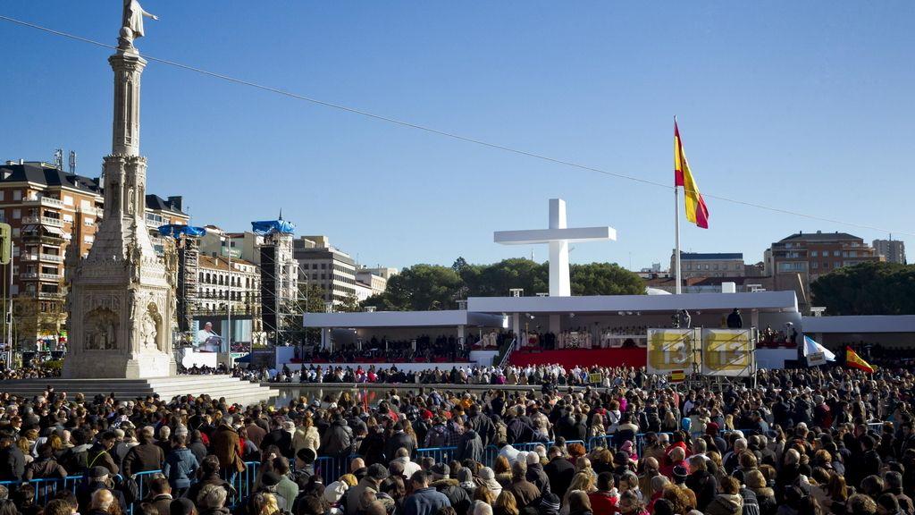 Los obispos esperan que un millón de personas acudan a la Misa de las Familias