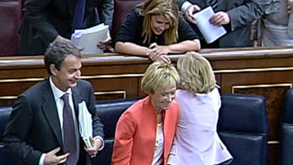 El PSOE consigue la aprobación en el Congreso del techo de gasto presupuestario