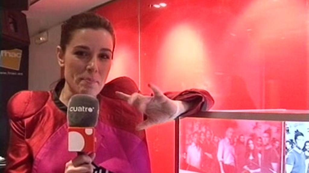 EXCLUSIVA: Raquel te presenta la exposición de Perdidos