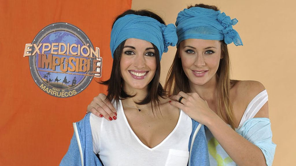 Noelia y Elisabeth (EQUIPO CELESTE)