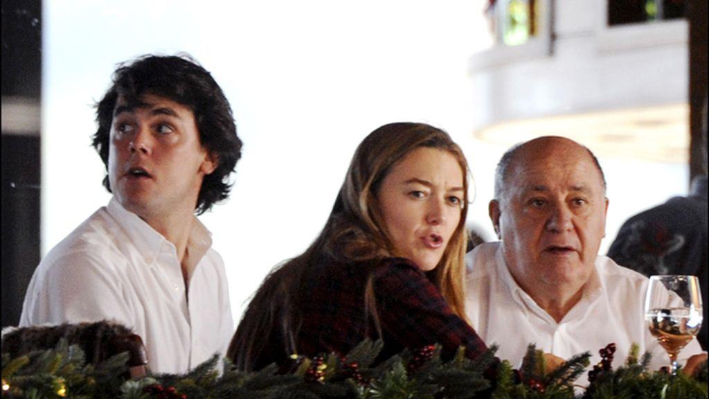 Marta Ortega y Sergio Álvarez Moya: tres años de romance hípico