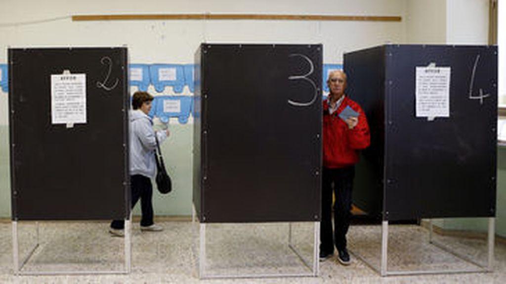 Votaciones Italia