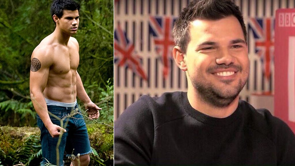 Taylor Lautner, cambio de imagen