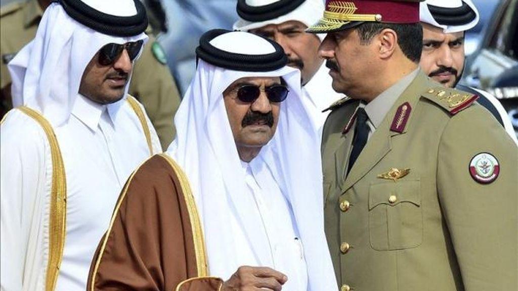 emir Qatar, Qatar, poder, jeque
