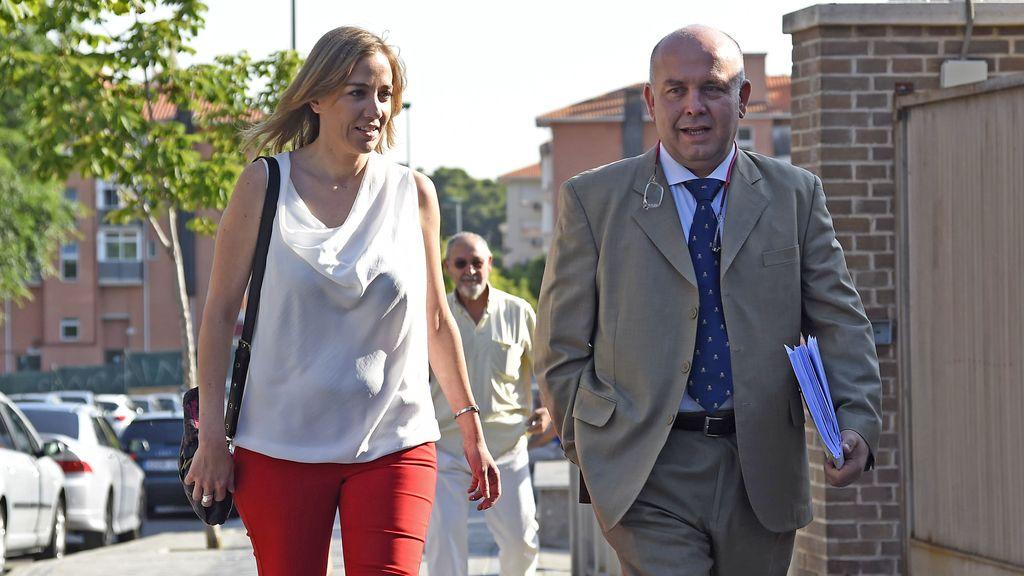 Tania Sánchez acude a declarar por las supuestas adjudicaciones irregulares a su hermano en el Ayuntamiento de Rivas