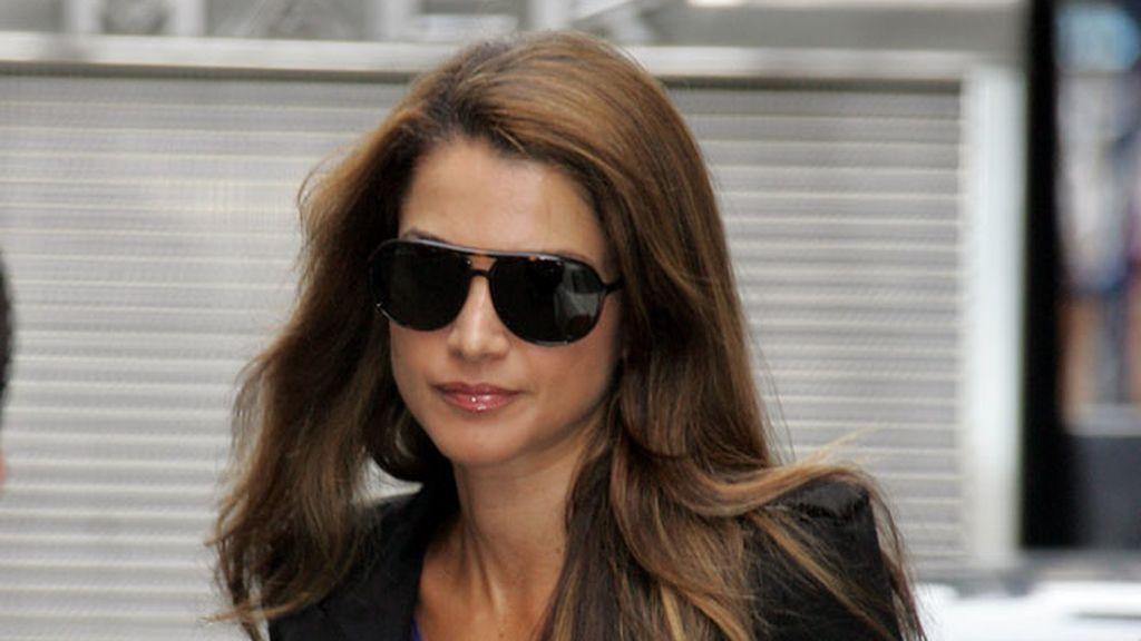 Primeras imágenes de Rania tras la operación